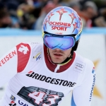Schweizer Doppelsieg beim Europacup-Riesenslalom der Herren in St. Moritz