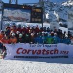 Swiss-Ski News: Die Jüngsten sammelten fleißig Speed-Erfahrungen