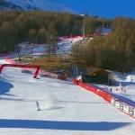 "Skiweltcup Damenrennen auf der ""OK""-Piste in Val d'Isère (FRA) sind abgesagt."