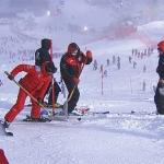 UPDATE: Nachwievor kennt Frau Holle kein Erbarmen mit Val d'Isère