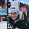 Anna Veith sucht in Südtirol nach dem idealen Tempo und dem besten Setup