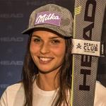 Anna Veith möchte wieder Spitzenplätze einfahren