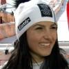 Stephanie Venier mit Tagesbestzeit beim 2. Olympischen Abfahrtstraining