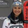 Stephanie Venier feiert bei der Abfahrt in Garmisch-Partenkirchen ihren ersten Weltcupsieg