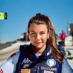 Junge Serena Viviani feiert in Levi ihr Ski Weltcup Debüt