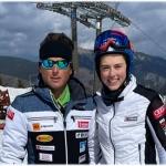 Der neue Mann an der (sportlichen) Seite von Petra Vlhová heißt Mauro Pini