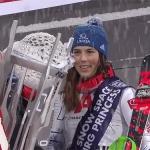 Petra Vlhová entthront Mikaela Shiffrin und gewinnt Nachtslalom von Flachau