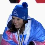 Petra Vlhová wandert auf Christof Innerhofers Spuren