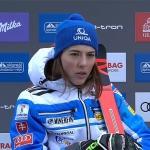 """Petra Vhlova und die schwedischen Skidamen wollen im Wipptal """"heimisch"""" werden."""