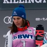 Petra Vlhová nimmt am Parallelslalom von St. Moritz teil