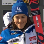 Petra Vlhova übernimmt Führung beim Riesentorlauf von Kranjska Gora