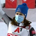 Die Parallel-Riesenslalomsiegerin von Lech/Zürs 2020 heißt Petra Vlhová