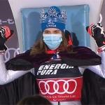 Petra Vlhova krönt sich in Zagreb zur Slalom Snow Queen 2021