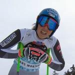 Petra Vlhová baut ihre Führung in der Gesamtwertung aus