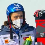 Petra Vlhová lässt weitere Zusammenarbeit mit Livio Magoni noch offen.