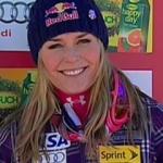 Lindsey Vonn gewinnt Super G von Lake Louise