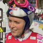 Lindsey Vonn gewinnt Super G von Cortina d'Ampezzo