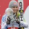 Lindsey Vonn Botschafterin der 1. Olympischen Jugendspiele 2012 in Innsbruck