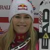 Lindsey Vonn gewinnt Freitags Abfahrt in Lake Louise