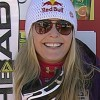 Lindsey Vonn gewinnt Super G in Lake Louise
