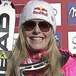 Lindsey Vonn gewinnt Super G in Beaver Creek.