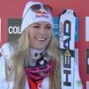 Lindsey Vonn gewinnt Super G in Cortina d' Ampezzo