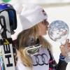 Lindsey Vonn zur US Sportlerin des Monats März gewählt.