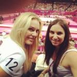 Lindsey Vonn als Wintersportlerin bei den Olympischen Sommerspielen