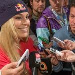 Überfliegerin Lindsey Vonn und der neue Versuch, den Rekord des Herminators zu brechen