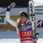 Lindsey Vonn: Mögliches Comeback in Lake Louise