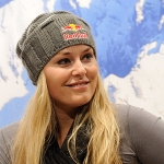Lindsey Vonn freut sich auf Comeback, Autogrammstunde macht sie und Fans glücklich