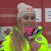 Lindsey Vonn gewinnt zum 15. Mal in ihrem Wohnzimmer in Lake Louise