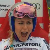 Lindsey Vonn holt sich mit heutigem Sieg in der Abfahrt das Garmisch-Double