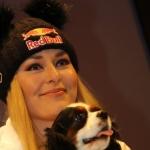 Eine wahre Liebesgeschichte: Lindsey Vonn und Cortina d'Ampezzo
