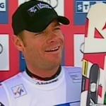 Michael Walchhofer gewinnt Abfahrt von Lake Louise