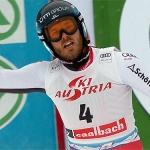 ÖSV NEWS: Christian Walder beim Super-G in Sallbach knapp am Podest vorbei