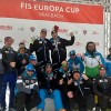 ÖSV NEWS: Christian Walder gewinnt Europacup-Abfahrtswertung