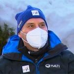 Ski WM 2021: Markus Waldner nach Covid-19 Erkrankung wieder zurück auf der Piste.