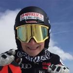 Kreuzbandriss: DSV Rennläuferin Marina Wallner muss Saison vorzeitig beenden