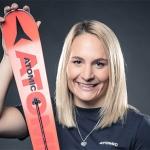 """Marina Wallner im Skiweltcup.TV-Interview: """"Das DSV-Slalomteam der Damen ist klein, aber fein!"""""""