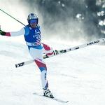 Ralph Weber verletzt sich beim Ski Weltcup in Saalbach-Hinterglemm