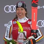 Kira Weidle will auch im bevorstehenden Winter erfolgreich sein