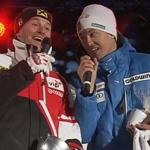 Der Skiweltcup Zirkus freut sich auf das Weihnachtsfest 2011
