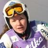 Tina Weirather nach Kreuzbandriss wieder auf den Skiern
