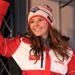 Tina Weirather zum vierten Mal zur Sportlerin des Jahres in Liechtenstein gekürt