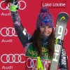 Tina Weirather gewinnt Super-G von Lake Louise