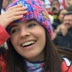 Tina Weirather möchte im morgigen Super-G das Cortina-Wochenende retten