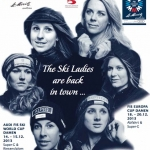 Skiweltcup in St. Moritz: The Ski Ladies are back in town!