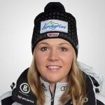 Die deutsche Abfahrtsmeisterin 2018 heißt Michaela Wenig