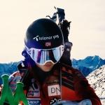 Fabian Wilkens Solheim gewinnt auch 2. Europacup Riesentorlauf in Trysil